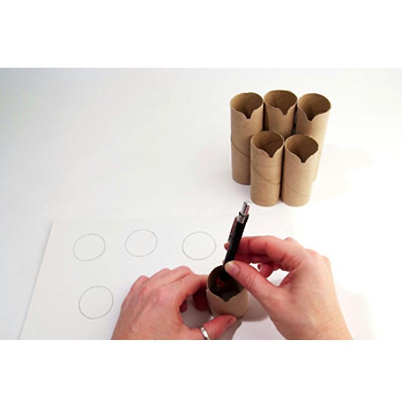 Activit manuelle fabriquer un pot crayons recycl - Recyclage activite manuelle ...