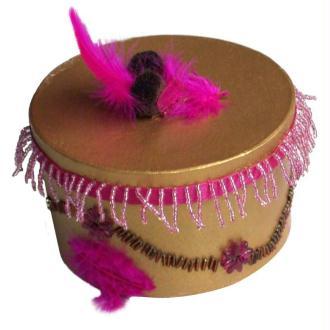 Boîte à bijoux Crazy Horse