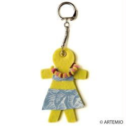3. Porte clef en feutrine Maman
