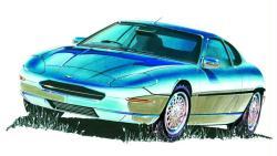 6. Dessin technique Promarker: design automobile