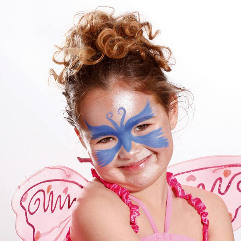 id e maquillage enfant papillon id es et conseils maquillage. Black Bedroom Furniture Sets. Home Design Ideas