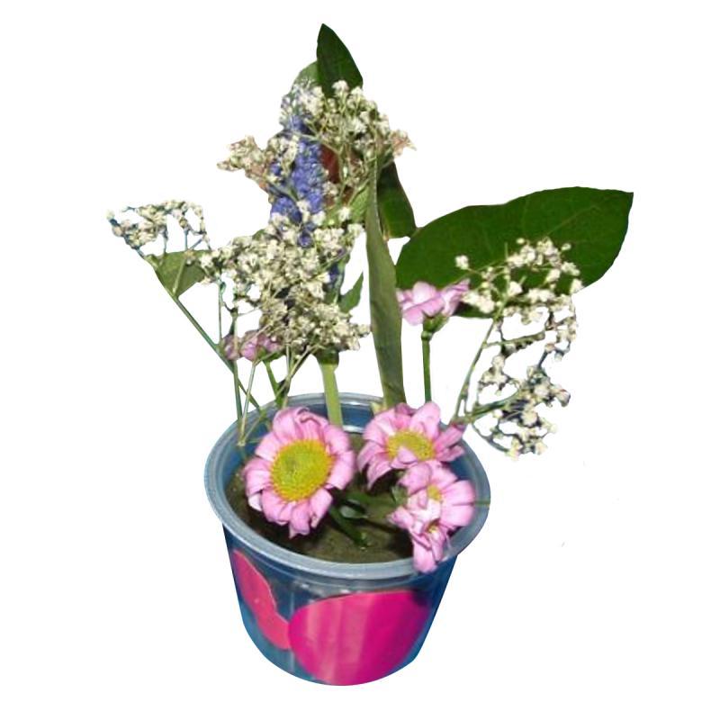 Fabriquer Un Bouquet De Fleurs Aux Couleurs De L 39 Automne Id Es Et Conseils Activit Manuelle