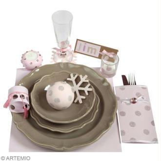 Idées de décoration de table pour les fêtes de 2013