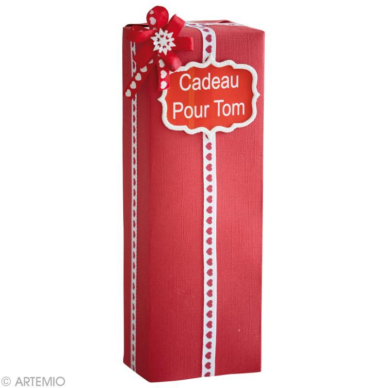 R aliser un paquet cadeau original pour no l id es et - Paquet cadeau original ...