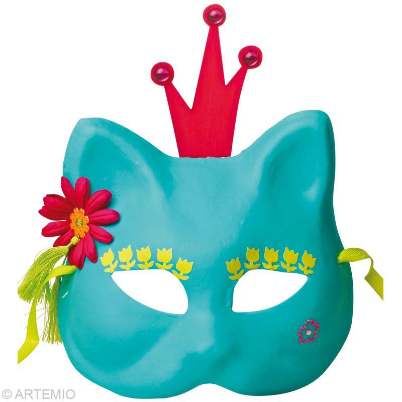 d corer des masques de carnaval enfants id es et conseils masque et d guisement. Black Bedroom Furniture Sets. Home Design Ideas