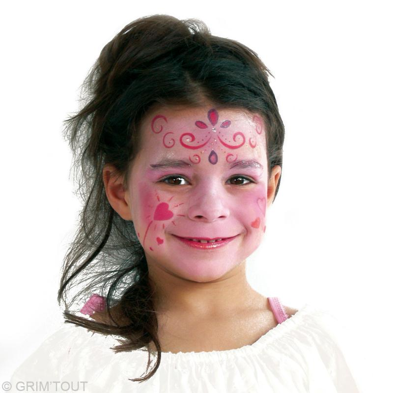 Maquillage de princesse facile - Modele maquillage princesse ...