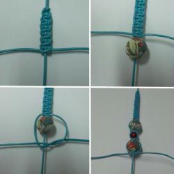 4. Les perles shamballa