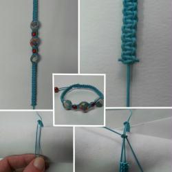 5. Pour fermer votre bracelet