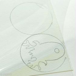 3. Traçage du motif de la boule