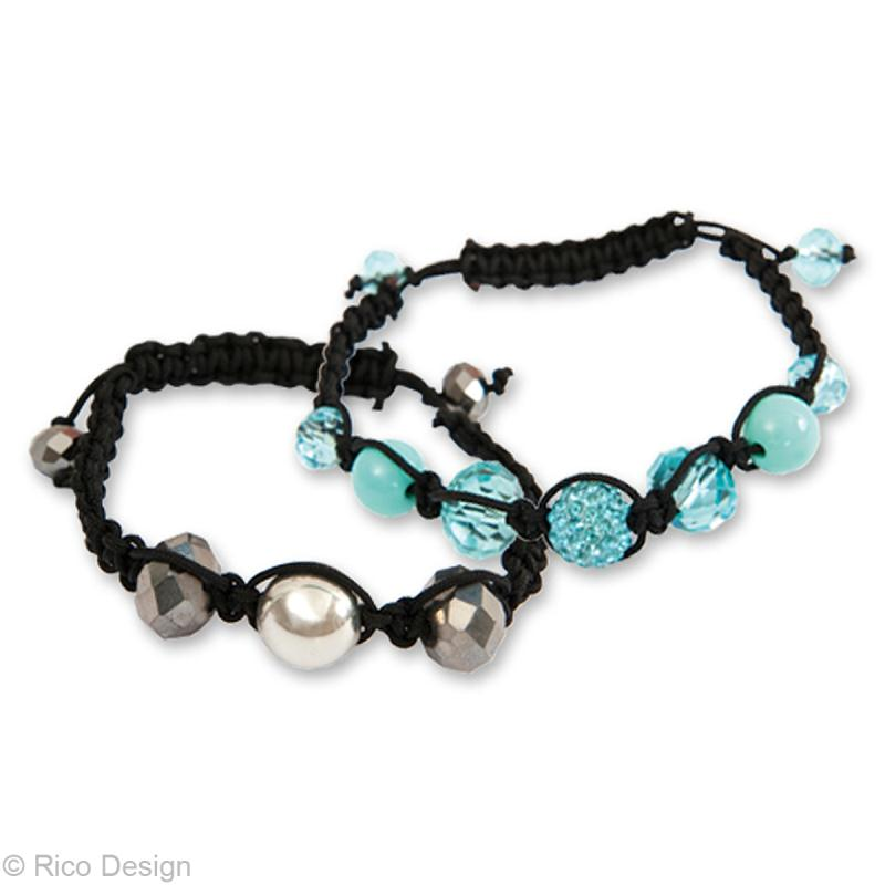 tuto bracelet shamballa comment faire id es et conseils perles et bijoux. Black Bedroom Furniture Sets. Home Design Ideas