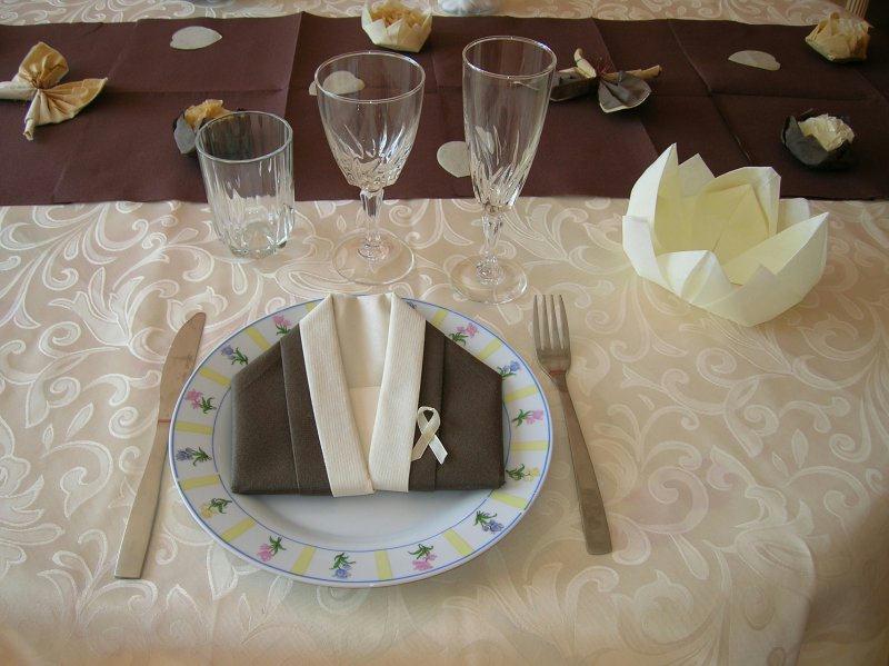 Deco mariage cot homme cr ations techniques diverses de tilou76 n 16981 v - Creation deco mariage ...