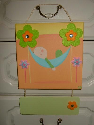 Plaque de porte chambre enfant cr ation chambre d 39 enfant de chiaradeco n 17 168 vue 1 751 fois - Plaque de porte chambre enfant ...