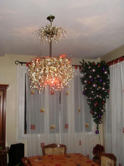 sapin l 39 envers cr ation d coration de kikinette n 17 701 vue 6 312 fois. Black Bedroom Furniture Sets. Home Design Ideas