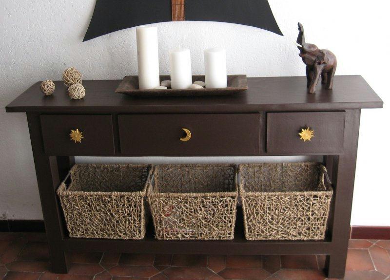 table console en carton cr ations techniques diverses de n 18855 vue. Black Bedroom Furniture Sets. Home Design Ideas