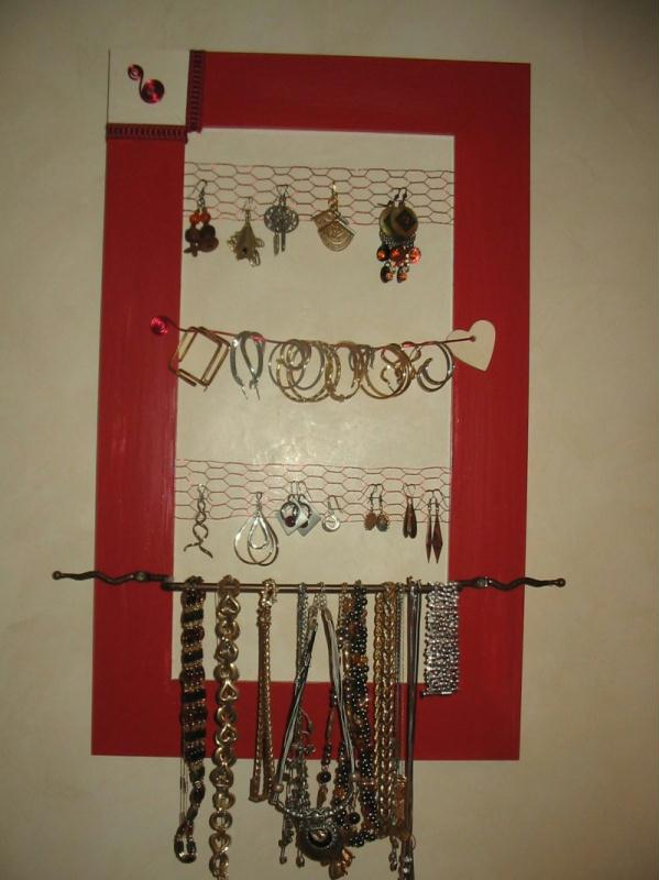 cadre porte bijoux cr ations home d co et miroir de patou44400 n 23478 vue 5400 fois. Black Bedroom Furniture Sets. Home Design Ideas