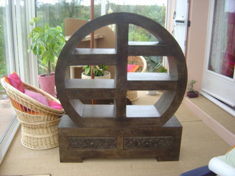 Meuble en carton style chinois cr ations meuble en for Meuble chinois belgique