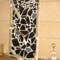 miroir bris 233 cr 233 ation mosa 239 que de fab4556 n 176 26 565 vue 9 805 fois