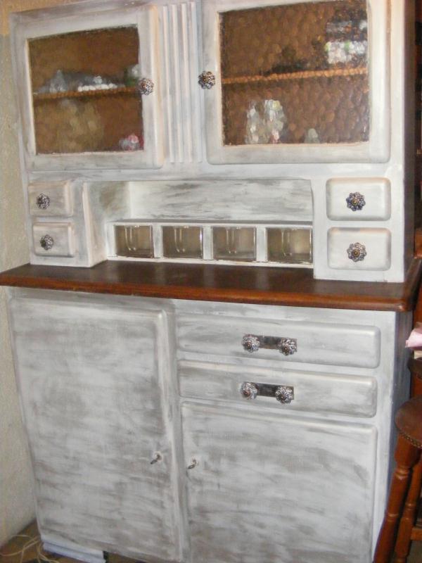 meuble annee 60 relooke cr ations peinture multi