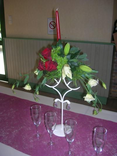 bougeoir cr ation art floral de orchidee35 n 28 493 vue 3 224 fois. Black Bedroom Furniture Sets. Home Design Ideas