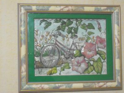 bicyclette rose cr ation image 3d de 0123456 n 28 800 vue 1 555 fois. Black Bedroom Furniture Sets. Home Design Ideas