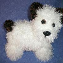 Daiko, le petit chien