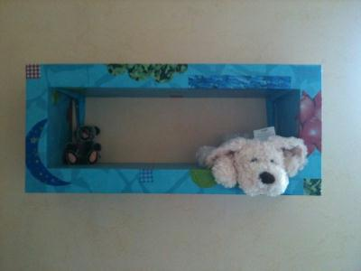 tag re d 39 enfant en carton cr ation meuble en carton de. Black Bedroom Furniture Sets. Home Design Ideas