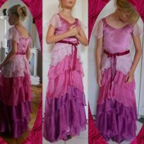 Robe de bal d'Hermione (Harry potter 4)