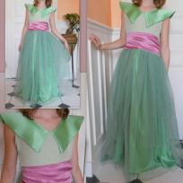 Robe de bal de Ginny Weasley (Harry Potter 4)
