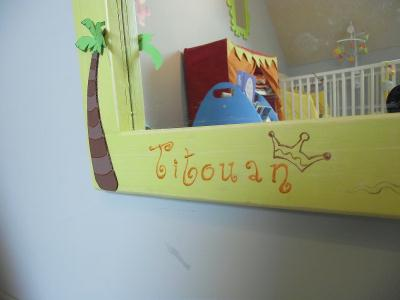 cr ation d co chambre enfant miroir mon beau miroir de la jungle cr ation chambre d 39 enfant. Black Bedroom Furniture Sets. Home Design Ideas