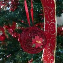 Mes décorations de noël 2012
