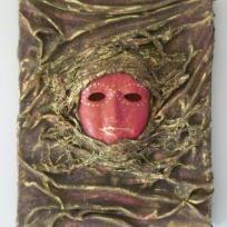 Création tableau masque en Powertex