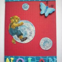 Créartion d'une carte de naissance pour Nolan