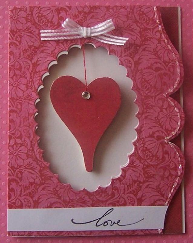 Cr ation carte saint valentin cr ations carterie faire part de cathy8810 - Creation saint valentin ...
