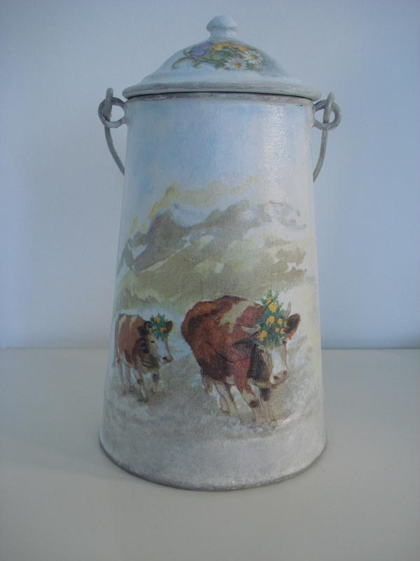 cr 233 ation pot 224 lait ancien relook 233 cr 233 ations d 233 coration de angel76 n 176 52207 vue 764 fois