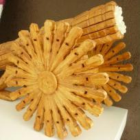 Création de canon fabriqué en pinces à linge