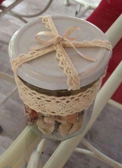 D coration de pot de confiture recycl cr ation for Decoration pot de confiture