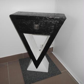 Cr ations meuble en carton galerie de mod les et - Patron meuble en carton gratuit ...