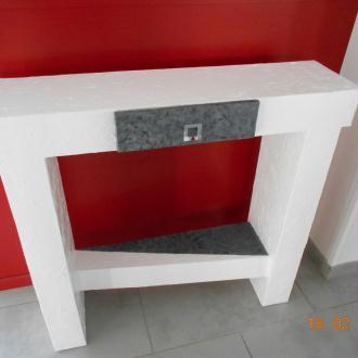 Cr ations meuble en carton galerie de mod les et - Table basse en carton ...