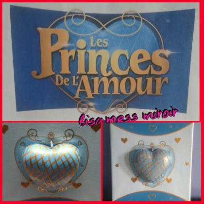 Cr ation home deco les princes de l 39 amour en tableau for Miroir des princes