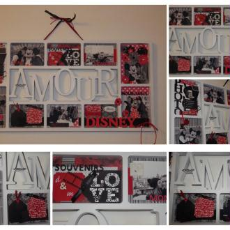 Galerie de marion766 galerie des 1 cr ations loisirs cr atifs de marion766 - Idee scrapbooking amour ...