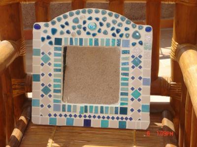 Miroir oriental cr ation mosa que de lagueni vre n 7 774 for Miroir oriental